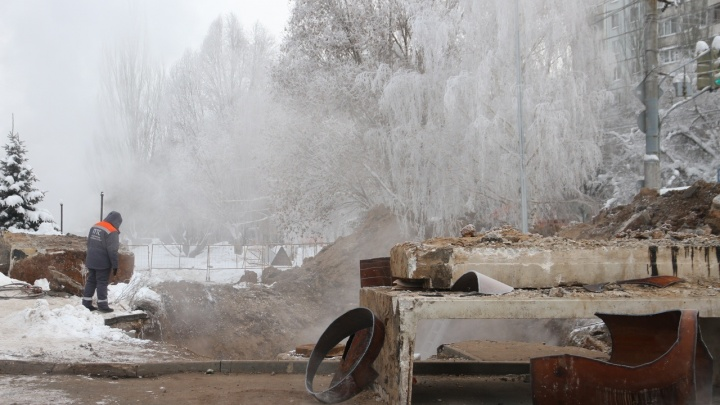 Самарских теплоэнергетиков наказали рублем за отключение более 400 домов от отопления
