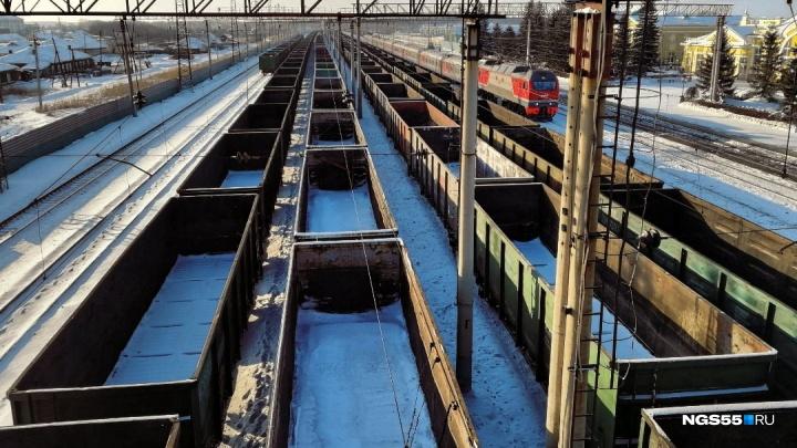 Путин наградил омича-железнодорожника за предотвращённую аварию на путях
