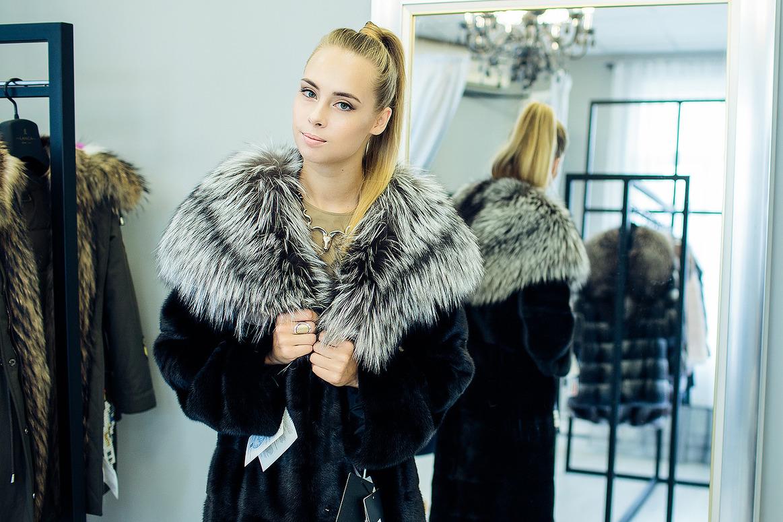 Новинки греческой меховой моды прибыли в салон «Жасмин»