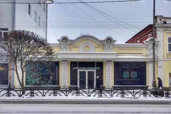 Ресторан откроется в минуте ходьбы от улицы Вайнера