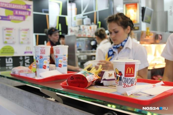 «Макдоналдс» вновь планируют достроить до конца года