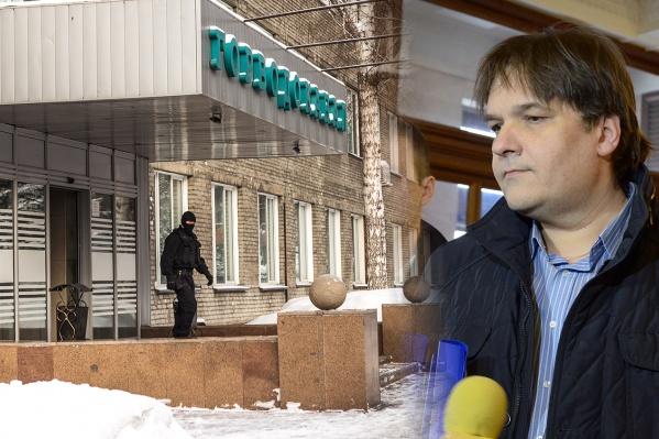 Новость о смерти Дмитрия Прибаловца шокировала многих горожан
