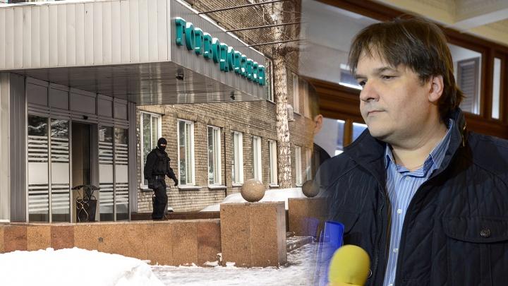 НЭТИ возвращается, обыски в«Горводоканале» и смерть депутата Прибаловца. Главное за неделю
