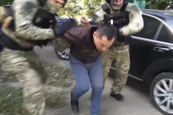 Полиция задержала мошенника