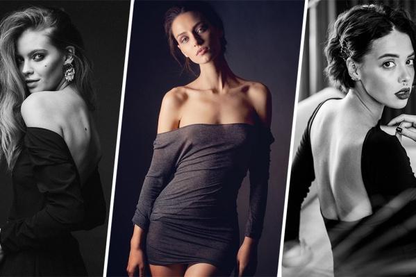 работа девушке моделью омск