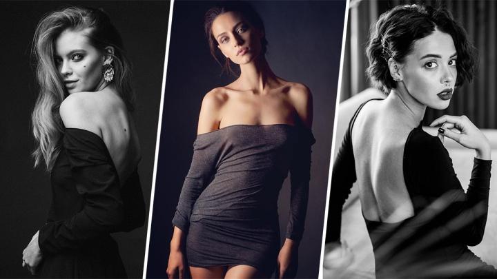 Покажи свой Instagram: пять омских красавиц-моделей, от которых невозможно оторвать взгляд
