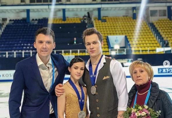 Пермские фигуристы победили на юношеских Олимпийских играх в Швейцарии