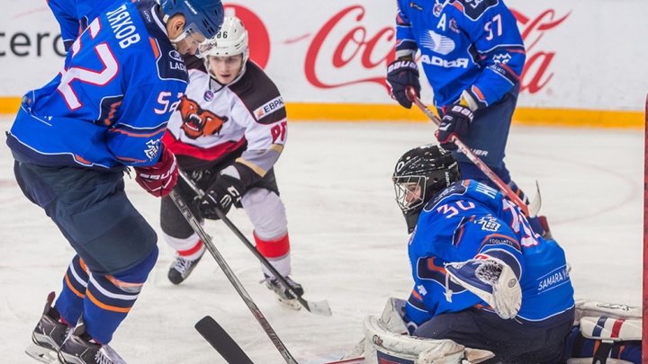 В «Салават Юлаев» пришел игрок молодежной сборной