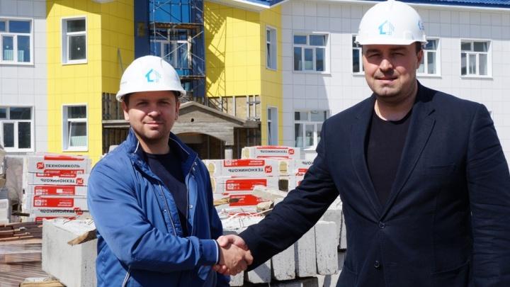500 компаний за 10 лет: Союз профессиональных строителей в Архангельске отметил день рождения