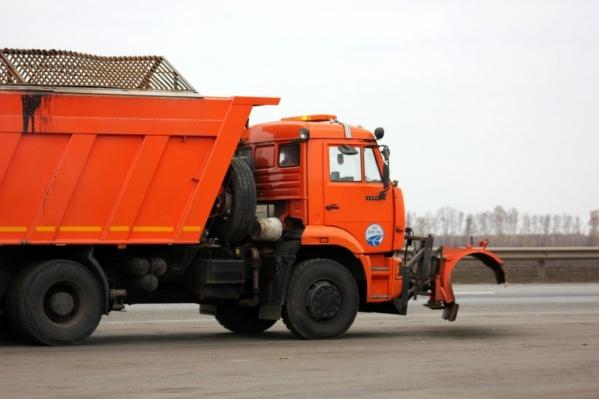 Исключение составят грузовики дорожных служб, привозящие асфальтобетонную смесь