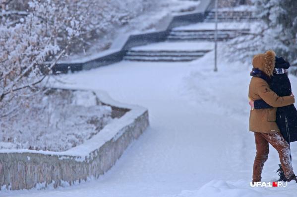 В последний месяц зимы погода преподносит сюрпризы