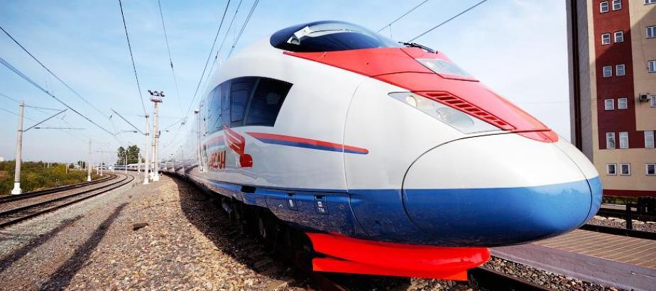По подсчётам специалистов, расстояние в 218 километров между городами можно будет преодолеть на скоростном поезде за 70 минут