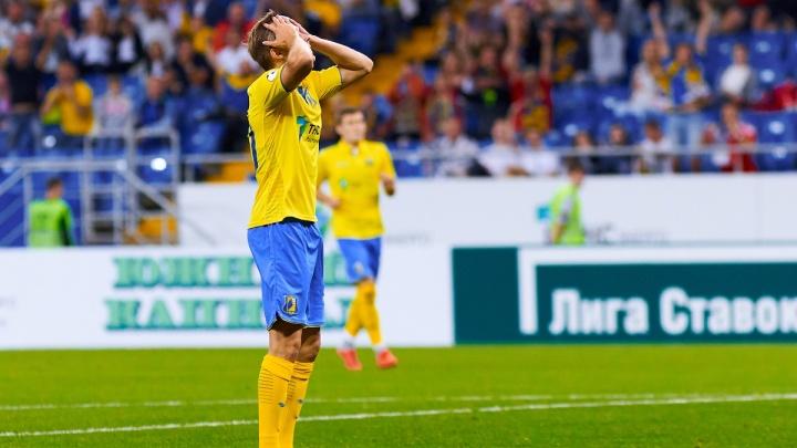 Футбольный агент потребовал банкротства клуба «Ростов»