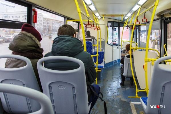 Вместо ЛиАЗов, правда, теперь будут ходить маленькие автобусы