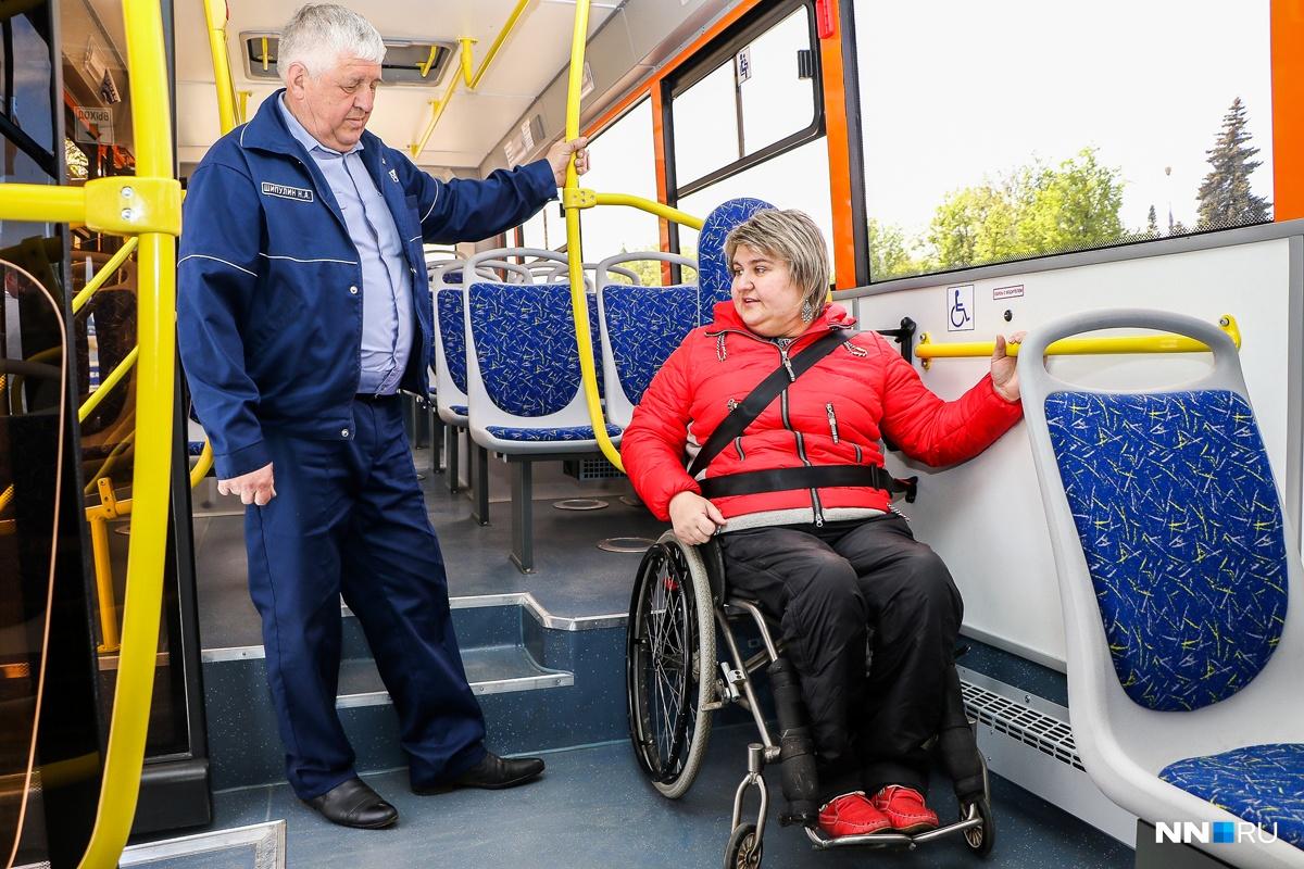 50 новых автобусов приехали в Нижний Новгород