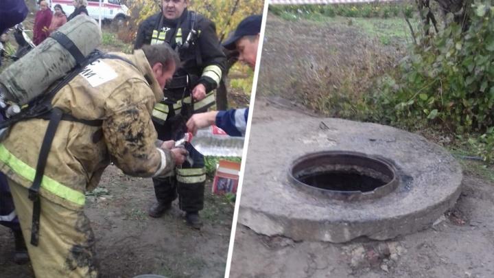 Два человека погибли в Тацинском районе при очистке коллектора