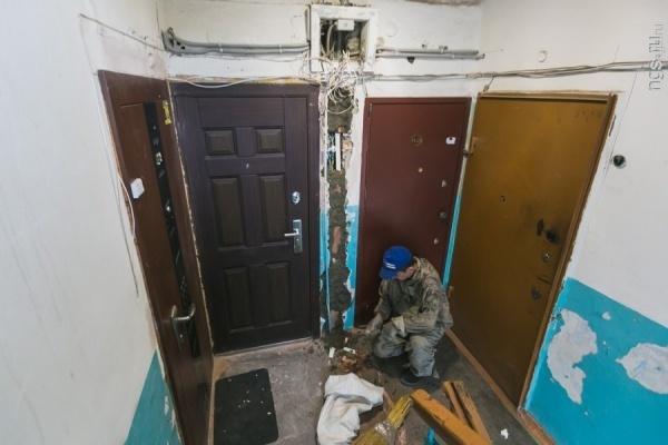 Жильцы отсудили у фонда капремонта 78 тысяч за затопленную во время ремонта крыши квартиру