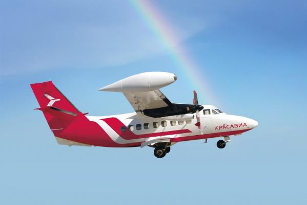 В неделю в Абакан сможет вылетать 57 красноярцев