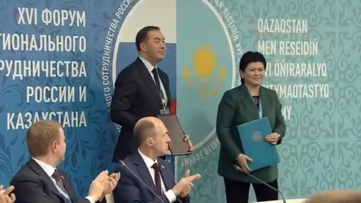 МСП Банк и казахстанский фонд «Даму» готовы совместно поддерживать микро-, малый и средний бизнес