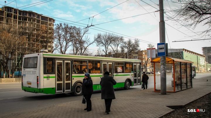 Ростовский маршрут №16 продлят до поселка Каратаево