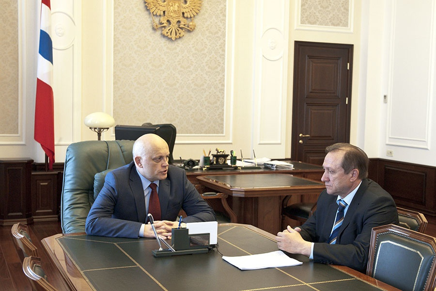 Руководитель омского Минстроя Александр Бирюков подал вотставку