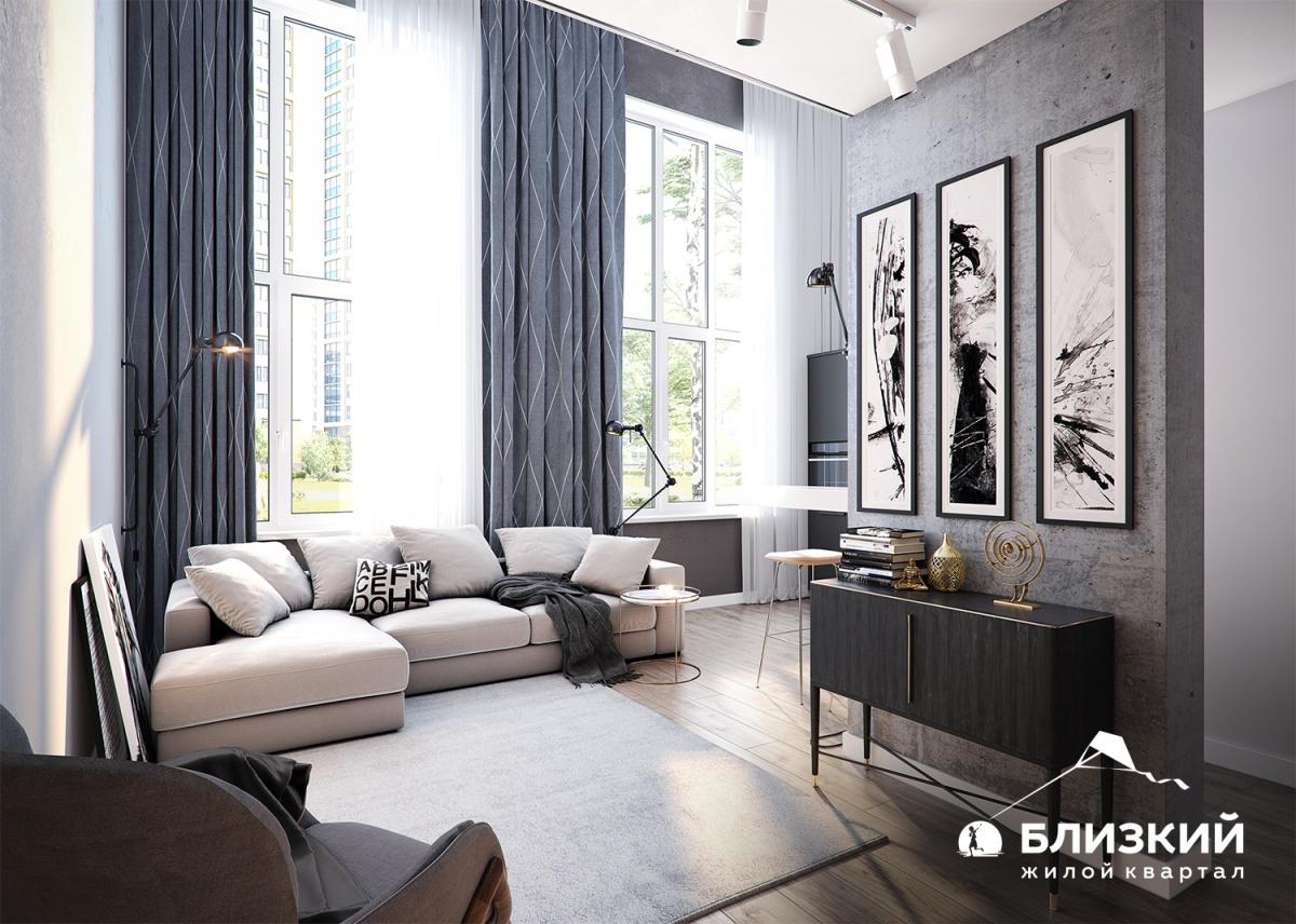 Сейчас или на перспективу: где купить квартиру с отделкой, получив выгоду до полумиллиона рублей