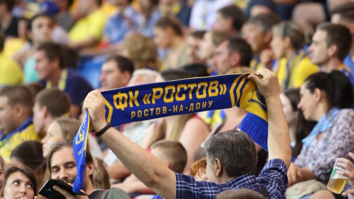 ФК «Ростов» обыграл «Ахмат» в первом матче нового сезона премьер-лиги