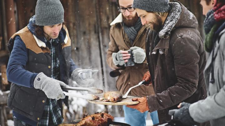 Как купить гриль и сэкономить до 50%: известный барбекю-магазин запустил зимнюю бонусную программу