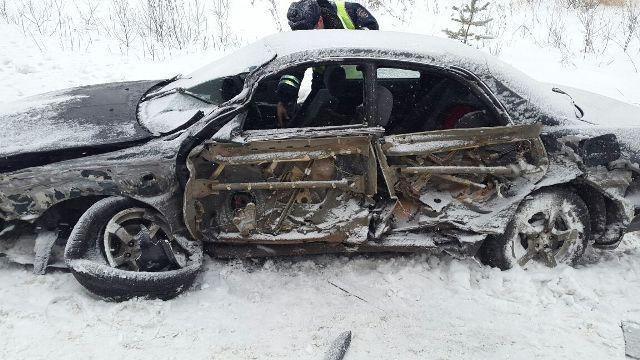 Заснеженный Урал: плохая уборка дорог спровоцировала более 100 ДТП