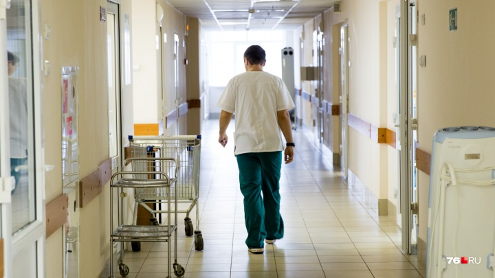 Заплатят от 50 тысяч: опубликовали топ-5 вакансий для медиков в Ярославской области