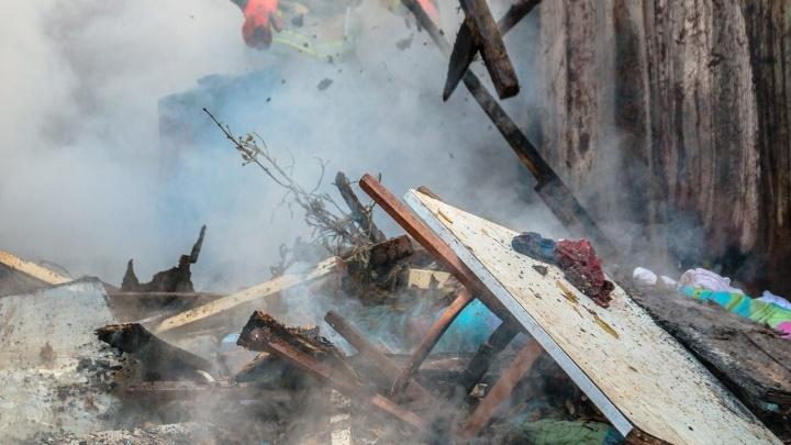 В селе Рождествено Самарской области прогремел взрыв