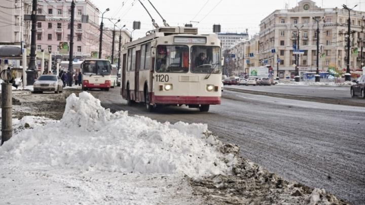 «Готовы перевезти всех»: в челябинских трамваях и троллейбусах ждут наплыва пассажиров