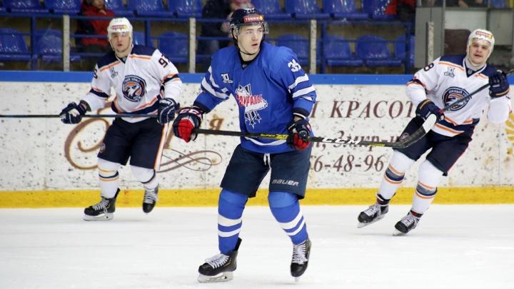 «Нет характера у команды»: «Зауралье» на домашнем льду встретилось с «Южным Уралом»