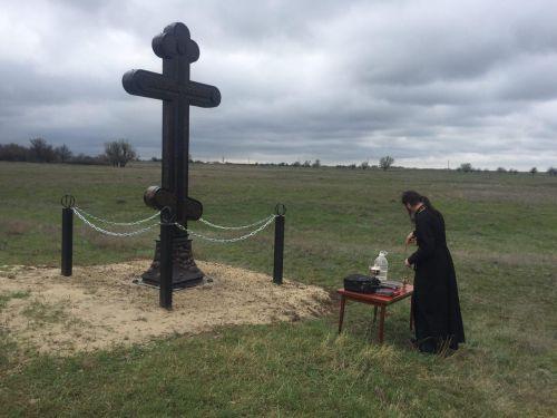 На въездах в Ростов хотят установить охранные кресты