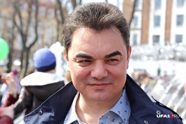Ирек Ялалов сложил полномочия в качестве мэра в начале октября прошлого года