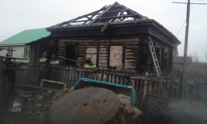 За сутки в Башкирии произошло три пожара с гибелью людей