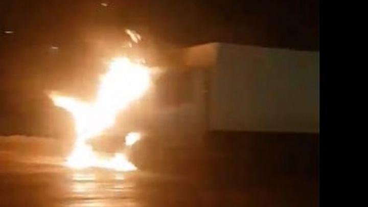 На заводе ГАЗ рассказали, почему в Уфе могла сгореть «Газель»