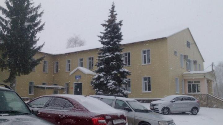 Из башкирской больницы эвакуировали больных