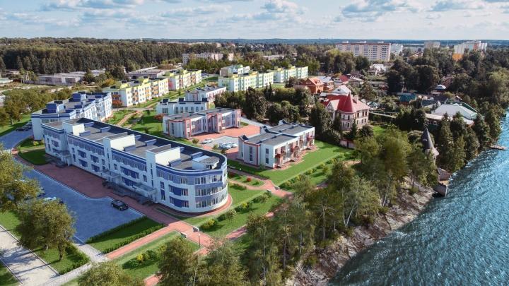 Дома-созвездия и жилые оазисы: уральские строители получили престижную награду России