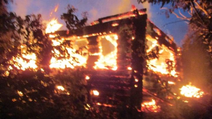 Спасатели ввели в Ярославской области самый высокий класс пожароопасности