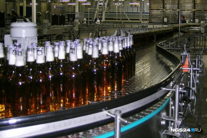 Красноярские статистики опубликовали большой доклад о производстве продуктов