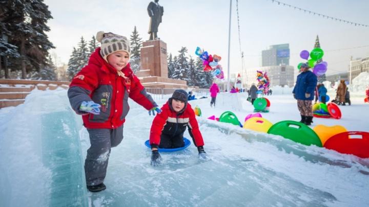 Спектакли, утренники и мастер-классы: в Челябинске проведут 40 новогодних мероприятий