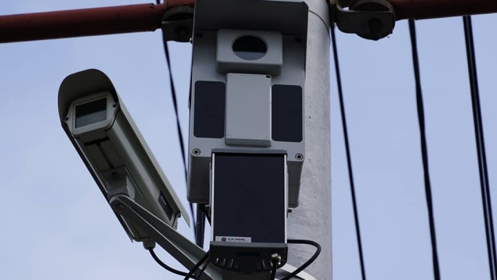 На Красрабе появилась камера наблюдения за нарушениями на переходе