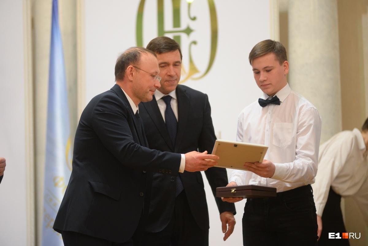 Игорь Алтушкин близок к губернатору Евгению Куйвашеву