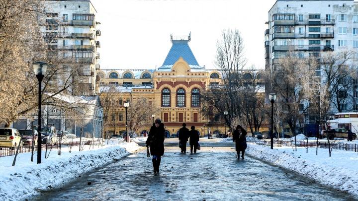 Зима отменяется: до +3°С разогреет в Нижегородской области на этой неделе