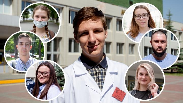 «Хотела отомстить своему врачу»: студенты-медики рассказали, почему пошли в профессию и чего ждут