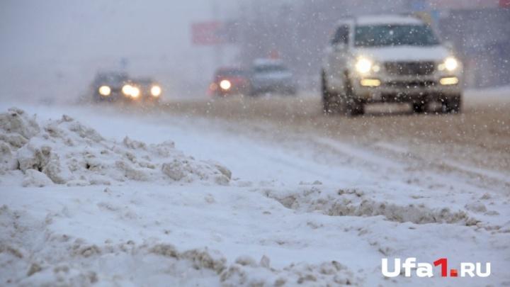 Прогноз на 22 марта: в Башкирии пойдет мокрый снег