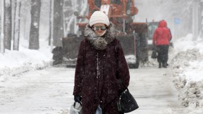 В ближайшие три дня на Башкирию обрушится снег с дождем