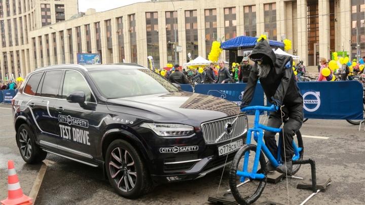 В аквапарке пройдет Volvo Road Show «Свобода движения» — попасть на тусовку можно бесплатно