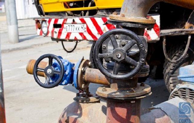 «Водный союз» получит 150 миллионов рублей из бюджета Кургана